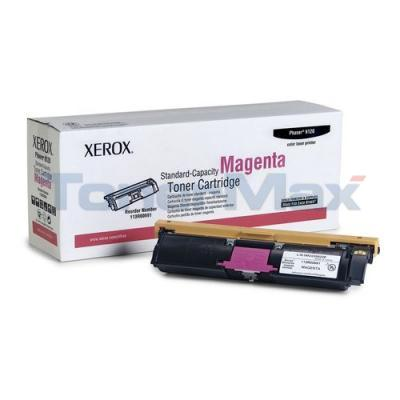 XEROX PHASER 6120 TONER CART MAGENTA 1.5K
